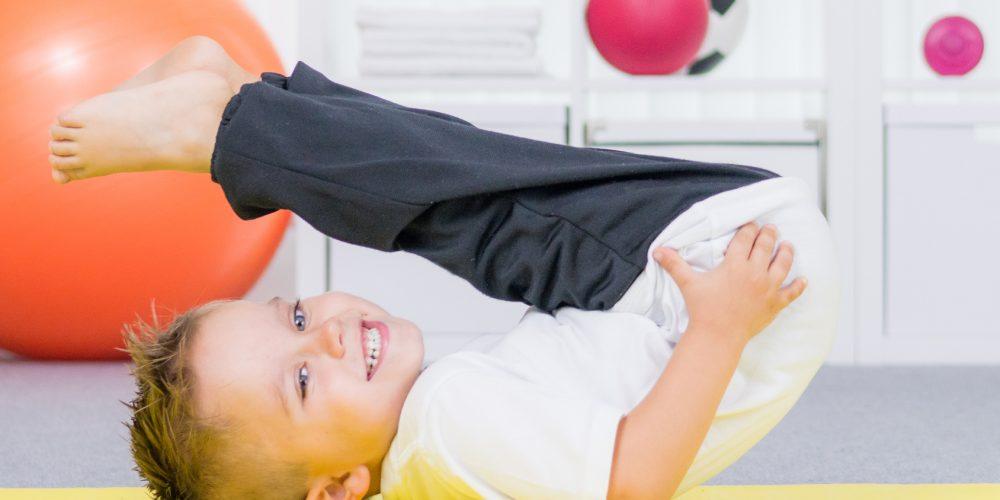 Pädiatrie -Ergotherapie für Kinder